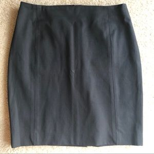 Banana Republic | Black Pencil Skirt Sz 8